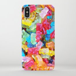 Gummy Bear Don't Care iPhone Case