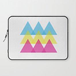 CMY Triad Laptop Sleeve