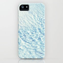water and me 1 iPhone Case