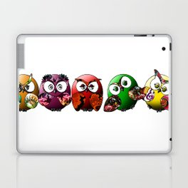 Owls Family Laptop & iPad Skin