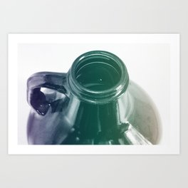 Growler For You Art Print