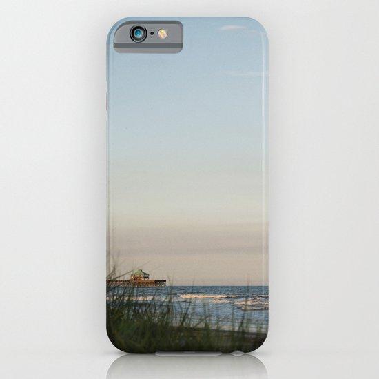Folly Beach Pier iPhone & iPod Case