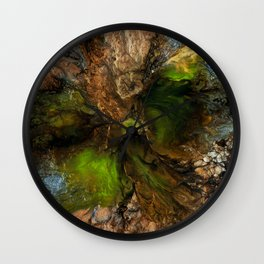Terrestre Wall Clock