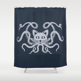 Octopuss Shower Curtain