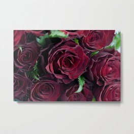 Say it with roses Metal Print
