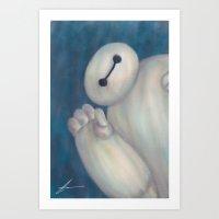 Your Personal Healthcare Companion Art Print