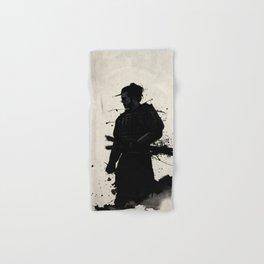 Samurai Hand & Bath Towel