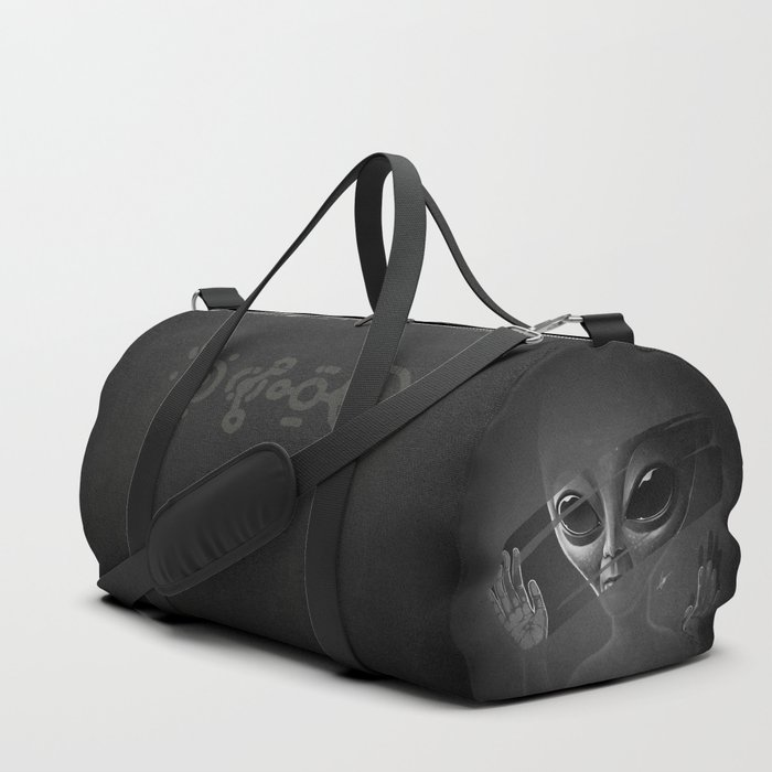Alien Duffle Bag