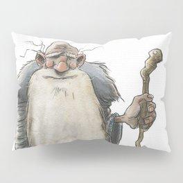 Old Man Wizard Pillow Sham