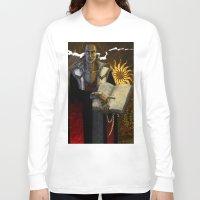 """dragon age Long Sleeve T-shirts featuring Dragon Age - Truth by Barbara """"Yuhime"""" Wyrowińska"""