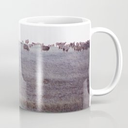 Sheep Valley Coffee Mug