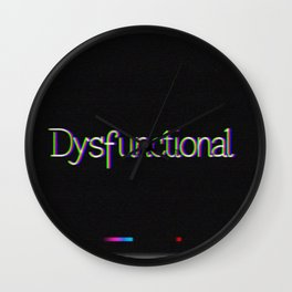 Dysfunctional Wall Clock