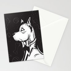Family Portrait Dog Stationery Cards