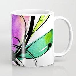 Ecstasy Bloom 10 by Kathy Morton Stanion Coffee Mug