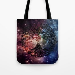 Viking Tree of life Tote Bag