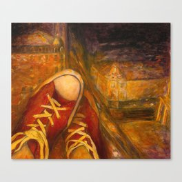 6 PM Canvas Print