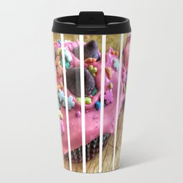 Sliced Cupcakes Travel Mug