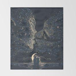 Star Crossed Throw Blanket