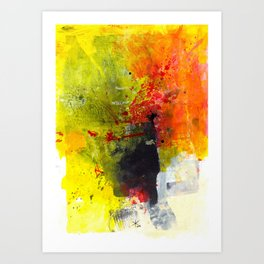Surrounded by Color Art Print