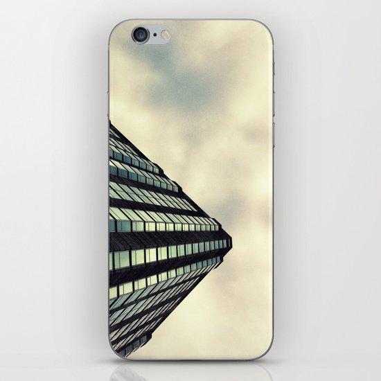 Beneath the St. Louis skyline. iPhone & iPod Skin