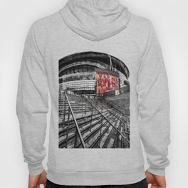 Arsenal FC Emirates Stadium London Art Hoody