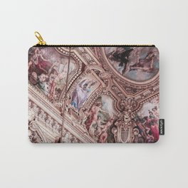 Rose Gold Luxury Carry-All Pouch