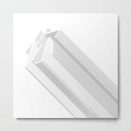 you minimalism Metal Print