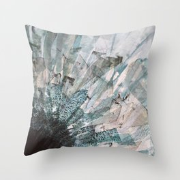 Beauty and the thief Throw Pillow