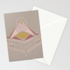 Pyramids 4 Stationery Cards