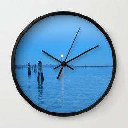 tramonti_veneziani Wall Clock
