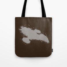 Splatter Firefly Tote Bag