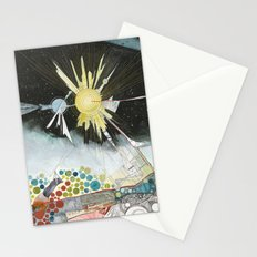 Exploration: The Sun Stationery Cards