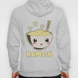 Ramen Love Japanese Noodle Soja Miso Soup Hoody