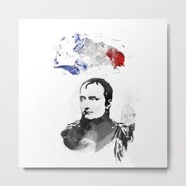 Napoleon Bonaparte Metal Print