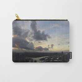 Golden sunsets Carry-All Pouch