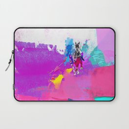 polo abstract Laptop Sleeve