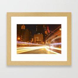 Flatiron Framed Art Print