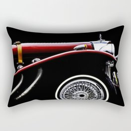 Classic Car Rectangular Pillow