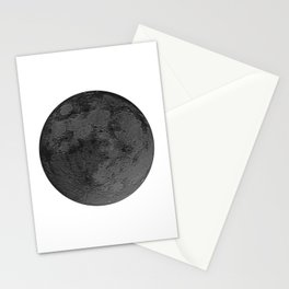 BLACK MOON Stationery Cards