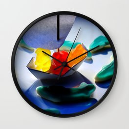 Don't rock the boat! Wall Clock