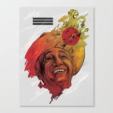 Tío Simón Canvas Print