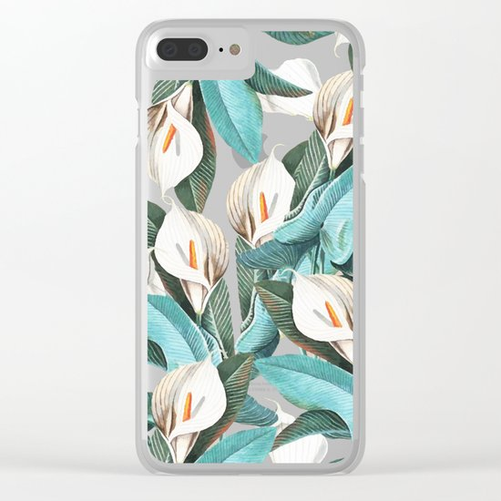 Floral Porn #society6 #lifestyle #buyart Clear iPhone Case