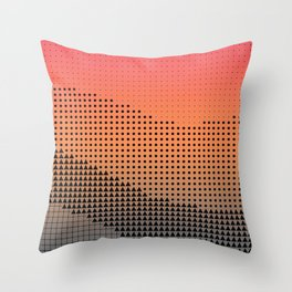 synegryde Throw Pillow