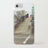 broadway iPhone & iPod Cases featuring Broadway by Laney Vela