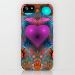 Peace Of My Heart iPhone Case