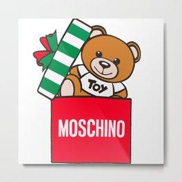 moschino doll Metal Print