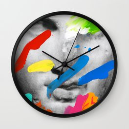Composition 534 Wall Clock