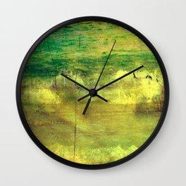 Forgotten Days Wall Clock