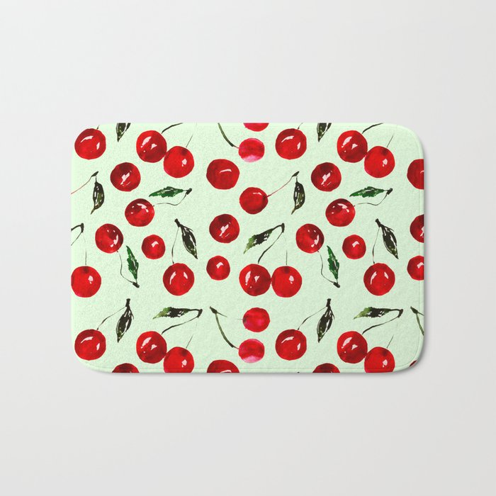 Very cherry Bath Mat