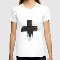 cross T-shirts featuring Cross by RK // DESIGN